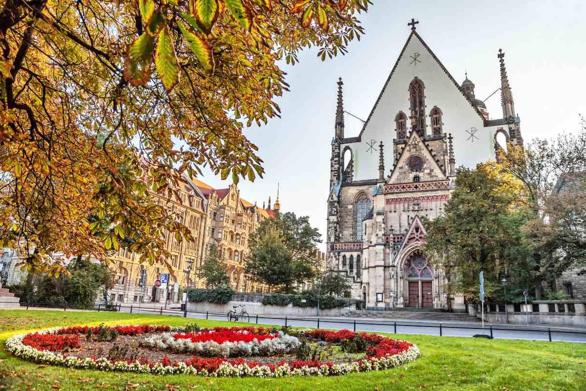 Λειψία (Leipzig)