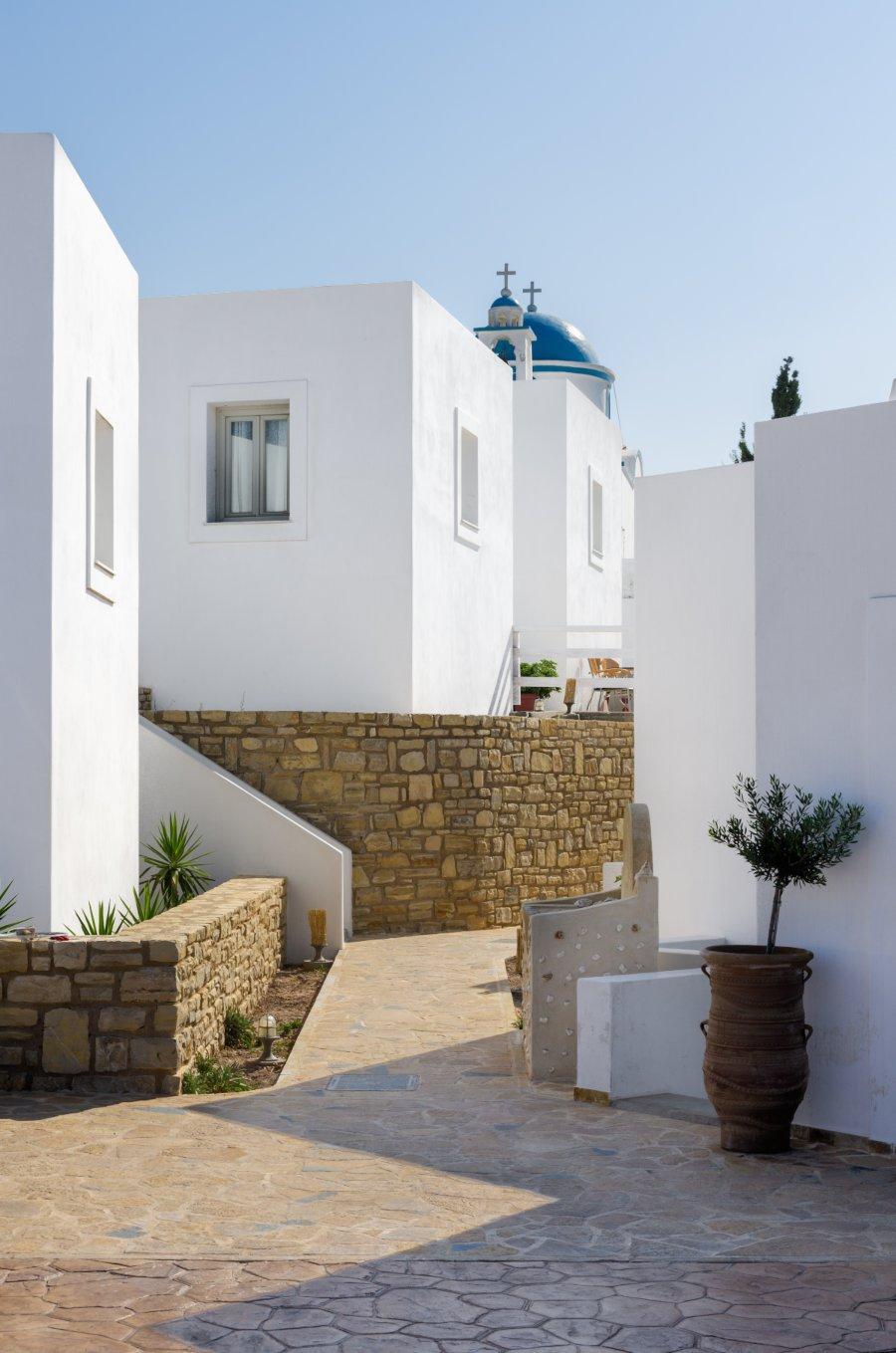 Λειψοί - αρχιτεκτονική νησιού