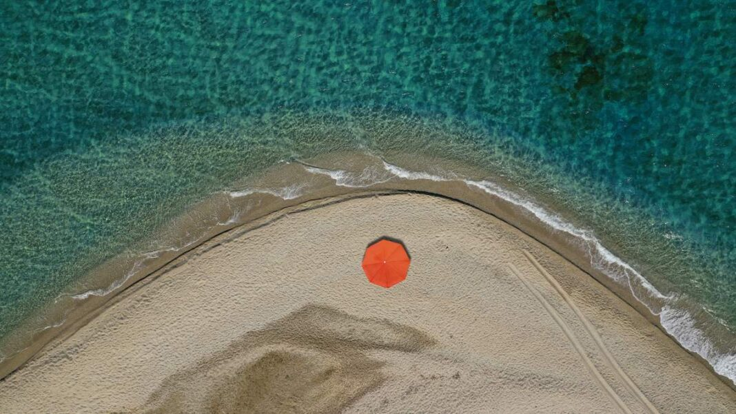 Εκδρομή στην Ευβοια - Μεγάλη Άμμος, Μαρμάρι