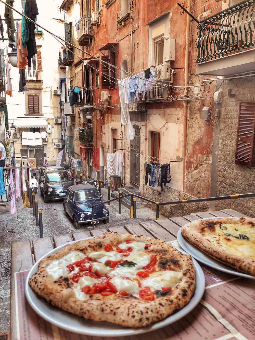 Νάπολη, πίτσα