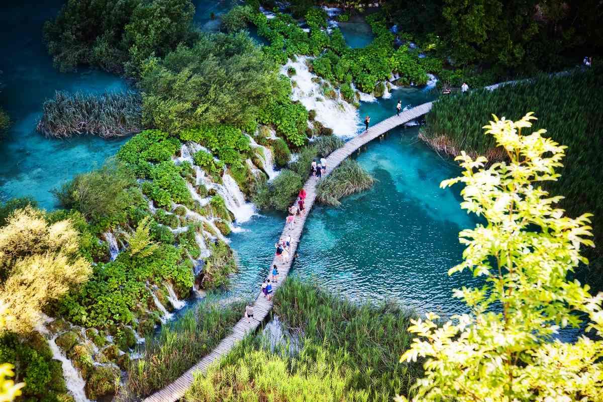 Plitvice Lake National Park, Κροατία