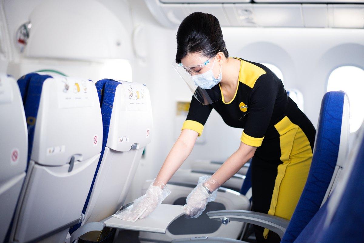 Η Scoot έγινε η πρώτη low cost αεροπορική εταιρεία στον κόσμο που  που αποκτά Diamond Status από την APEX Health Safety