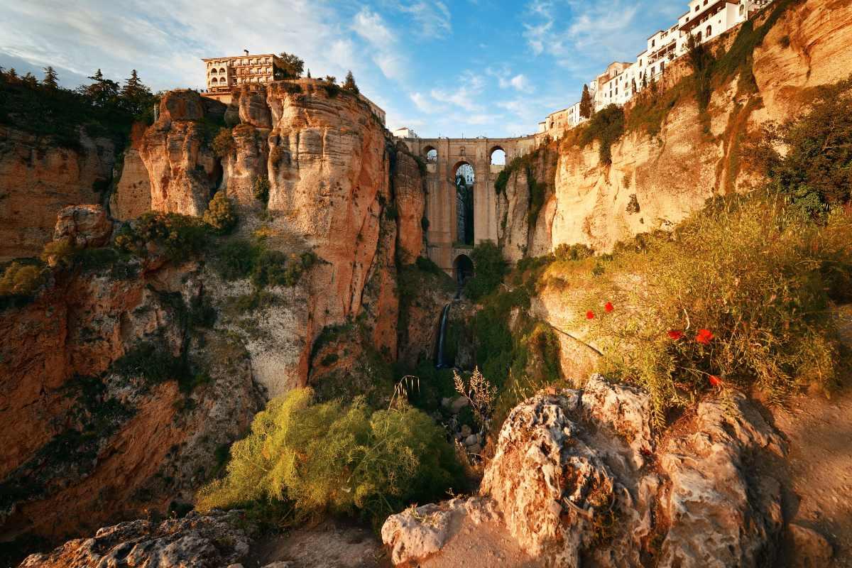 Ρόντα Ισπανία κάστρο