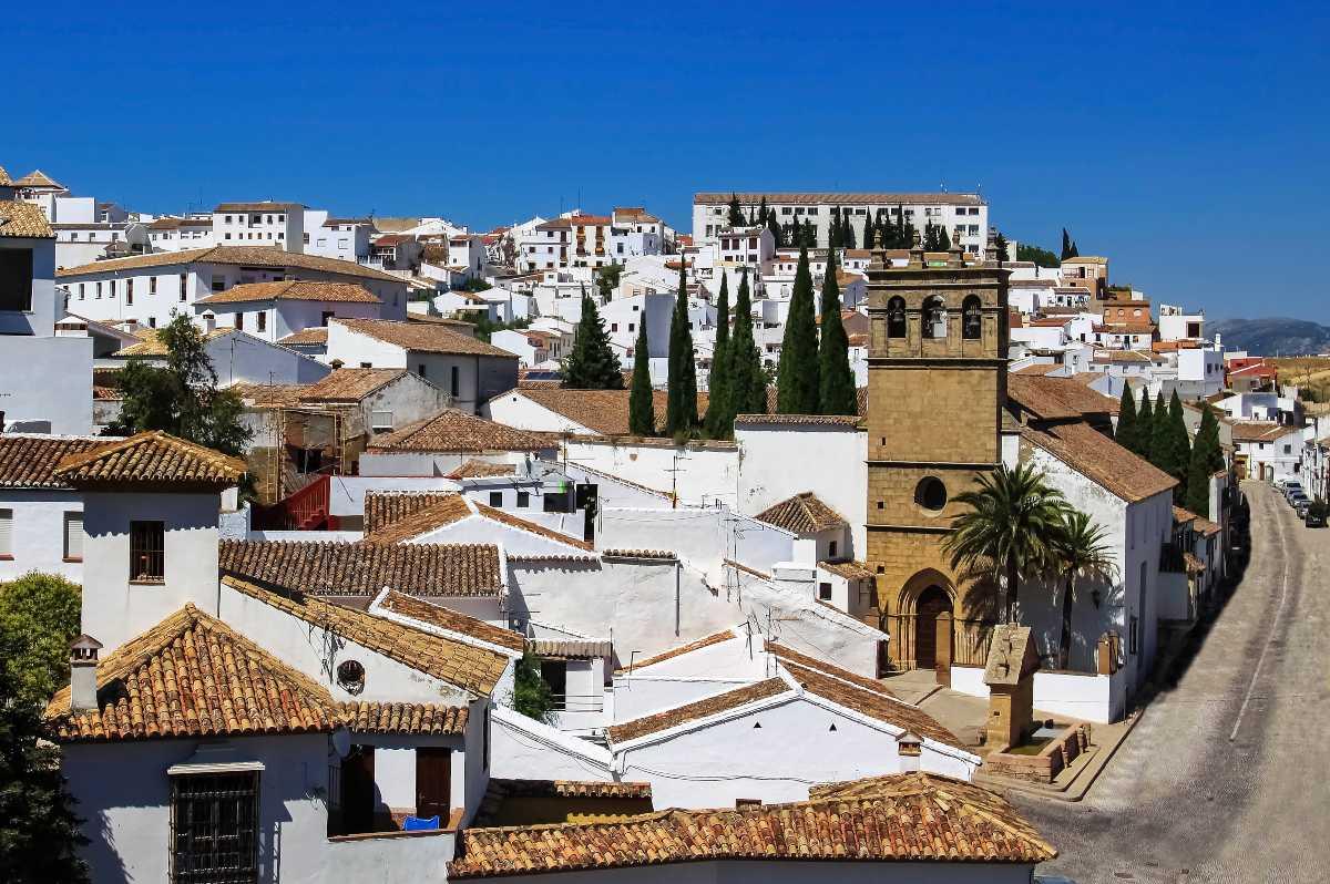Χωριό Ρόντα Ισπανία