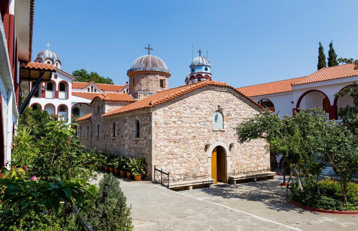 Μοναστήρι Όσιου Δαϋιδ