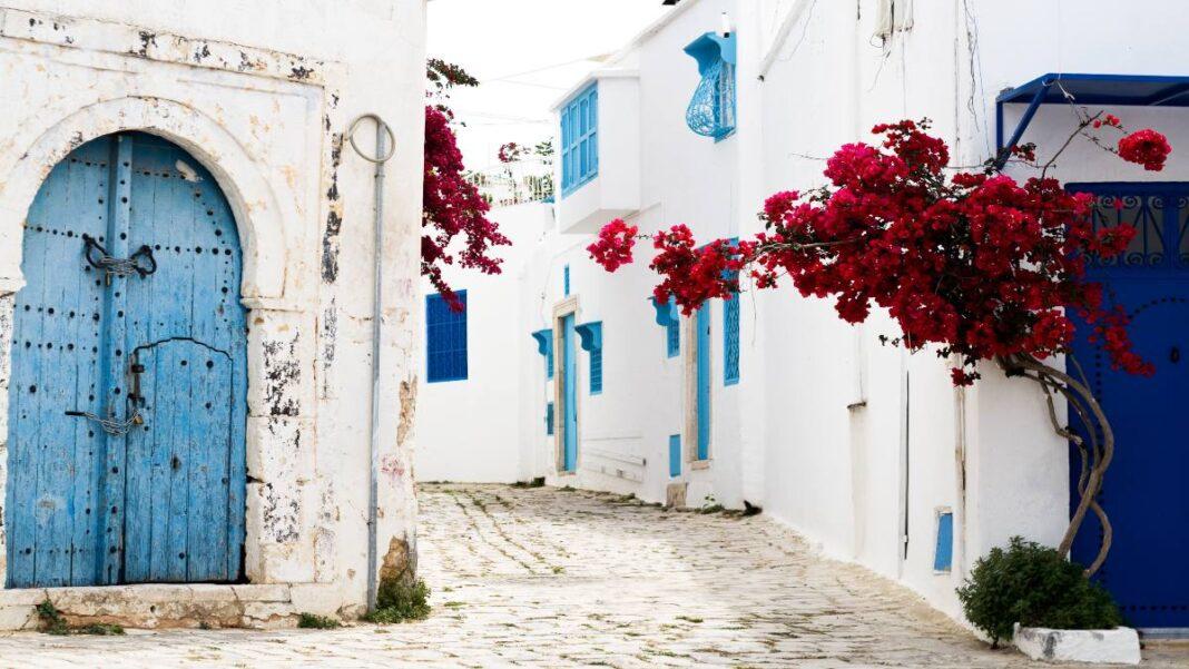 Σίντι Μπου Σαΐντ, το χωριό της Τυνησίας που θυμίζει Κυκλάδες