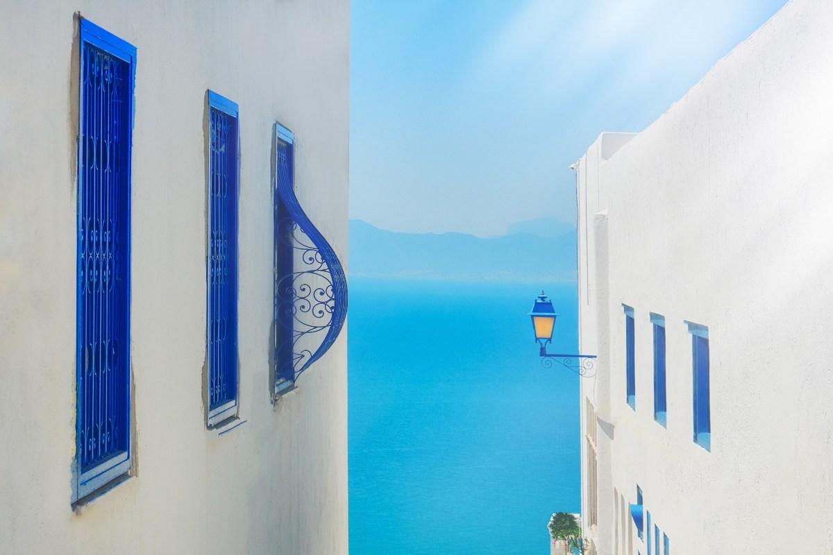 Σίντι Μπου Σαΐντ, Τυνησία