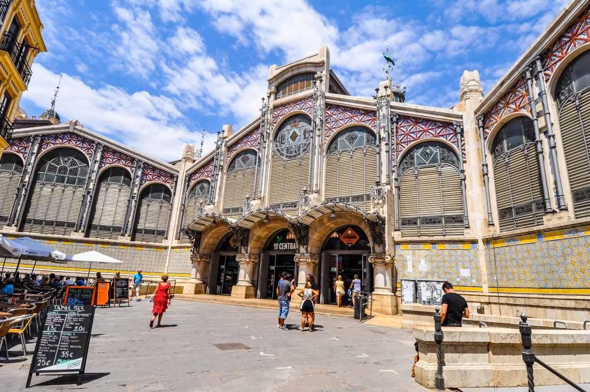 Η κεντρική αγορά, Βαλένθια