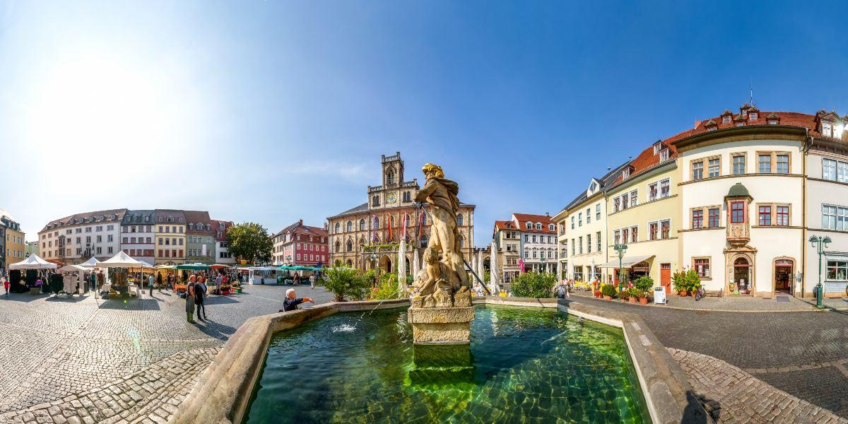 Βαϊμάρη (Weimar)