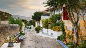 Αναφιώτικα: 10 πράγματα που δεν γνωρίζατε για την ιστορική αθηναϊκή συνοικία…