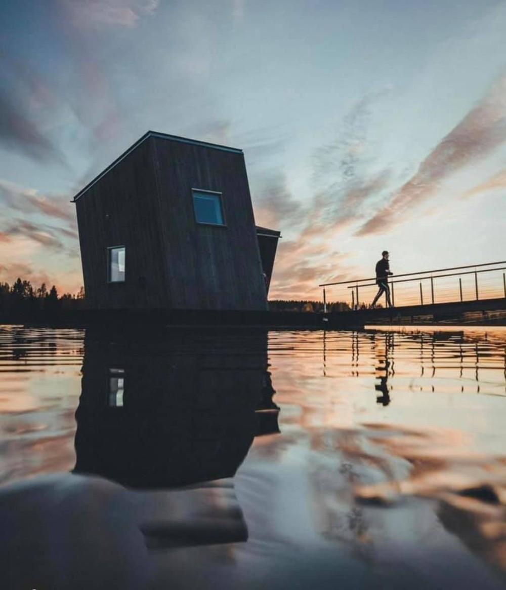 Arctic Bath -δωμάτιο εξωτερικό