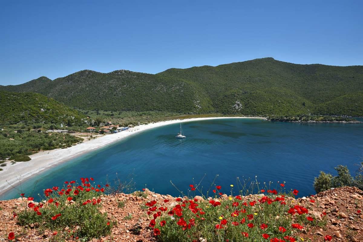 Οι 10 κορυφαίες παραλίες της Πελοποννήσου