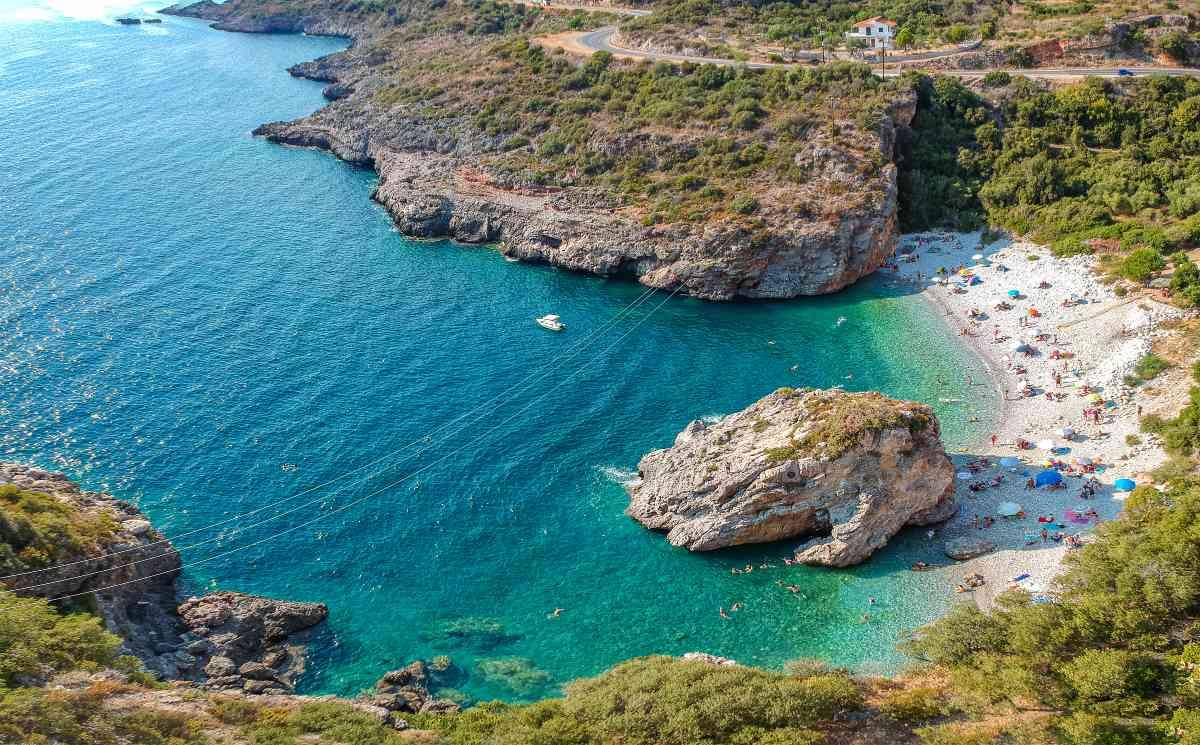 Παραλία Φονέας