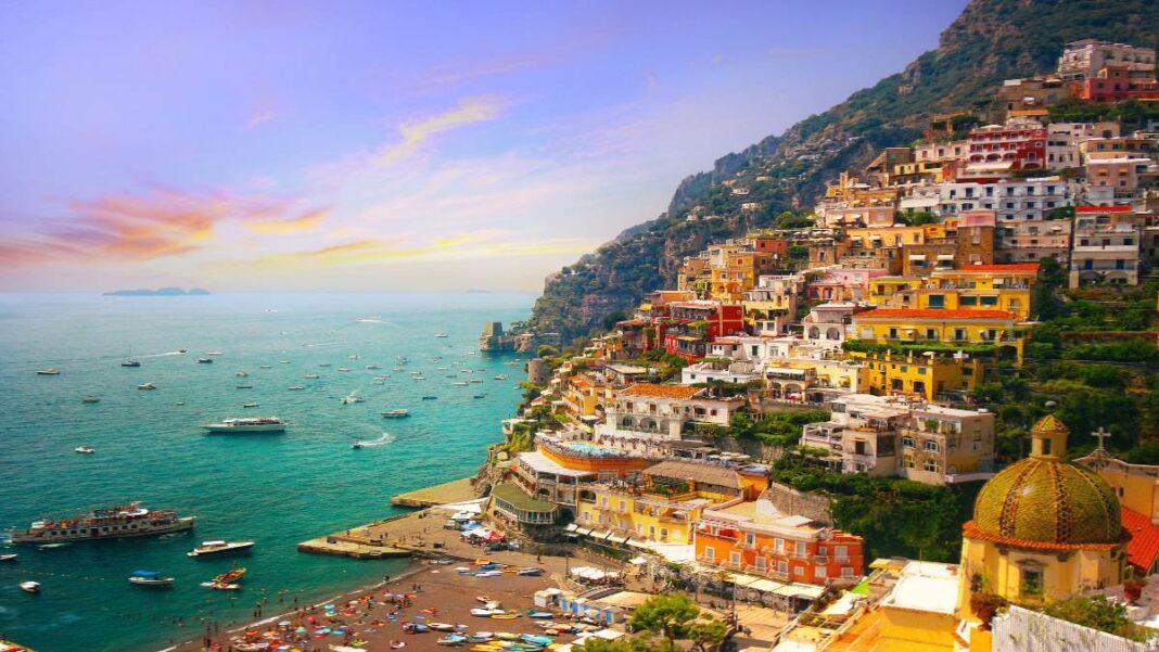 Τα ομορφότερα χωριά της Ιταλίας, Positano