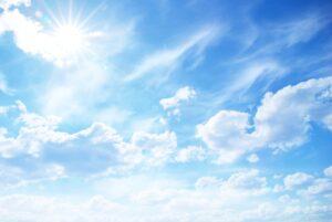Καιρός 22/04: Ανοιξιάτικος με αραιές νεφώσεις και άνοδο της θερμοκρασίας!