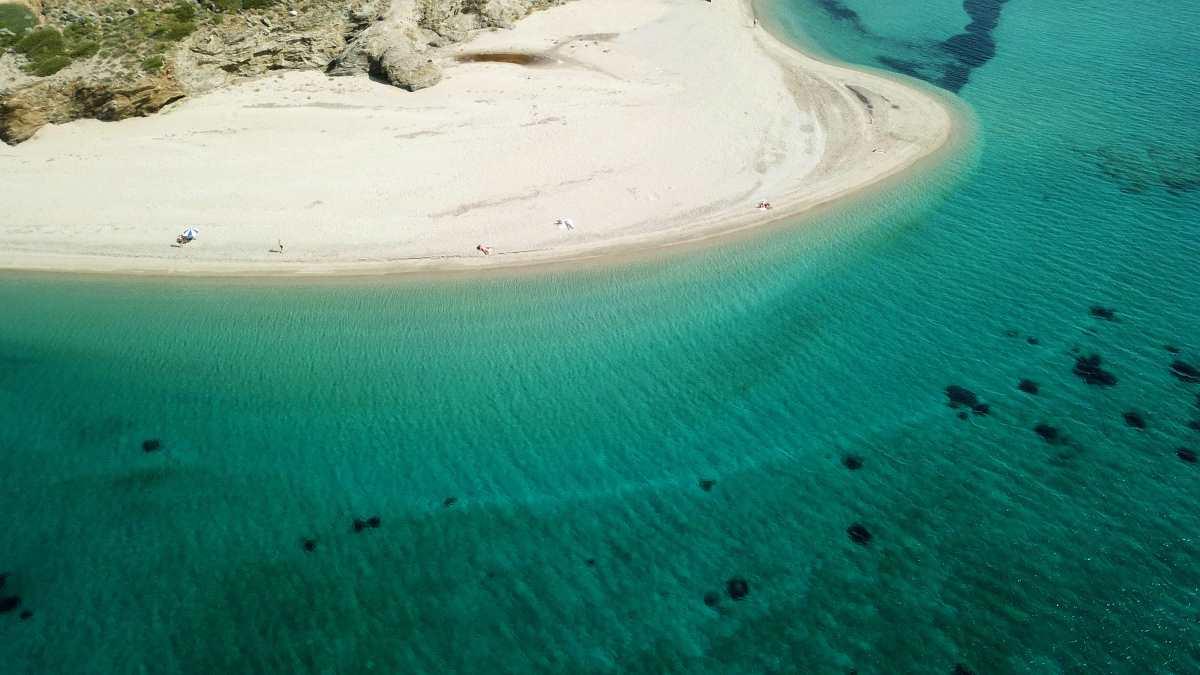 Μεγάλη Άμμος, Μαρμάρι