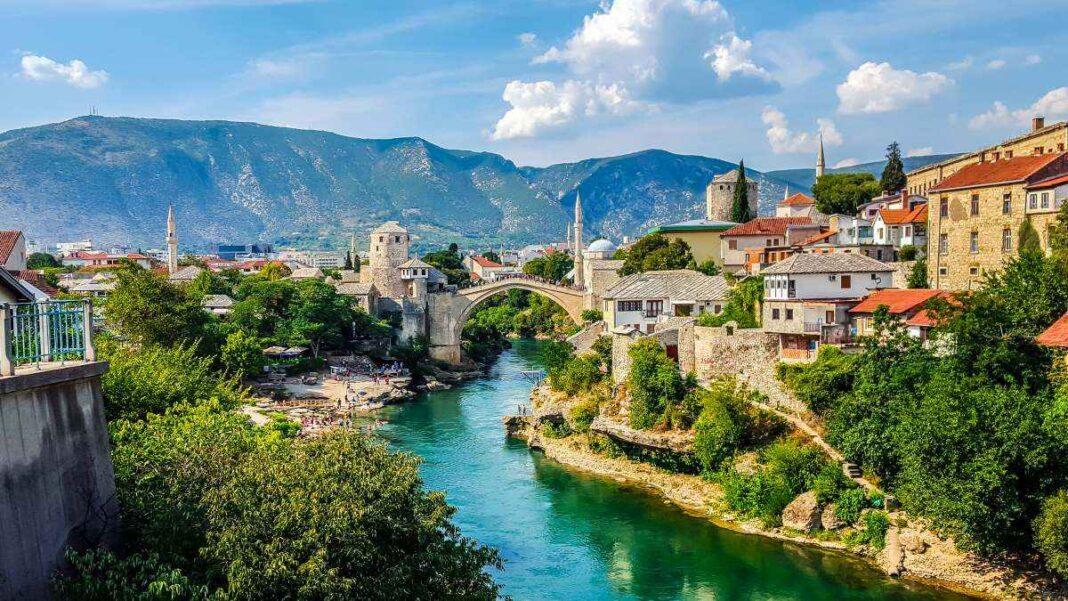 Μόσταρ Βοζνία και Ερζεγοβίνη