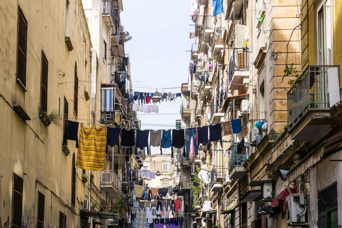 Νάπολη, παλιά πόλη