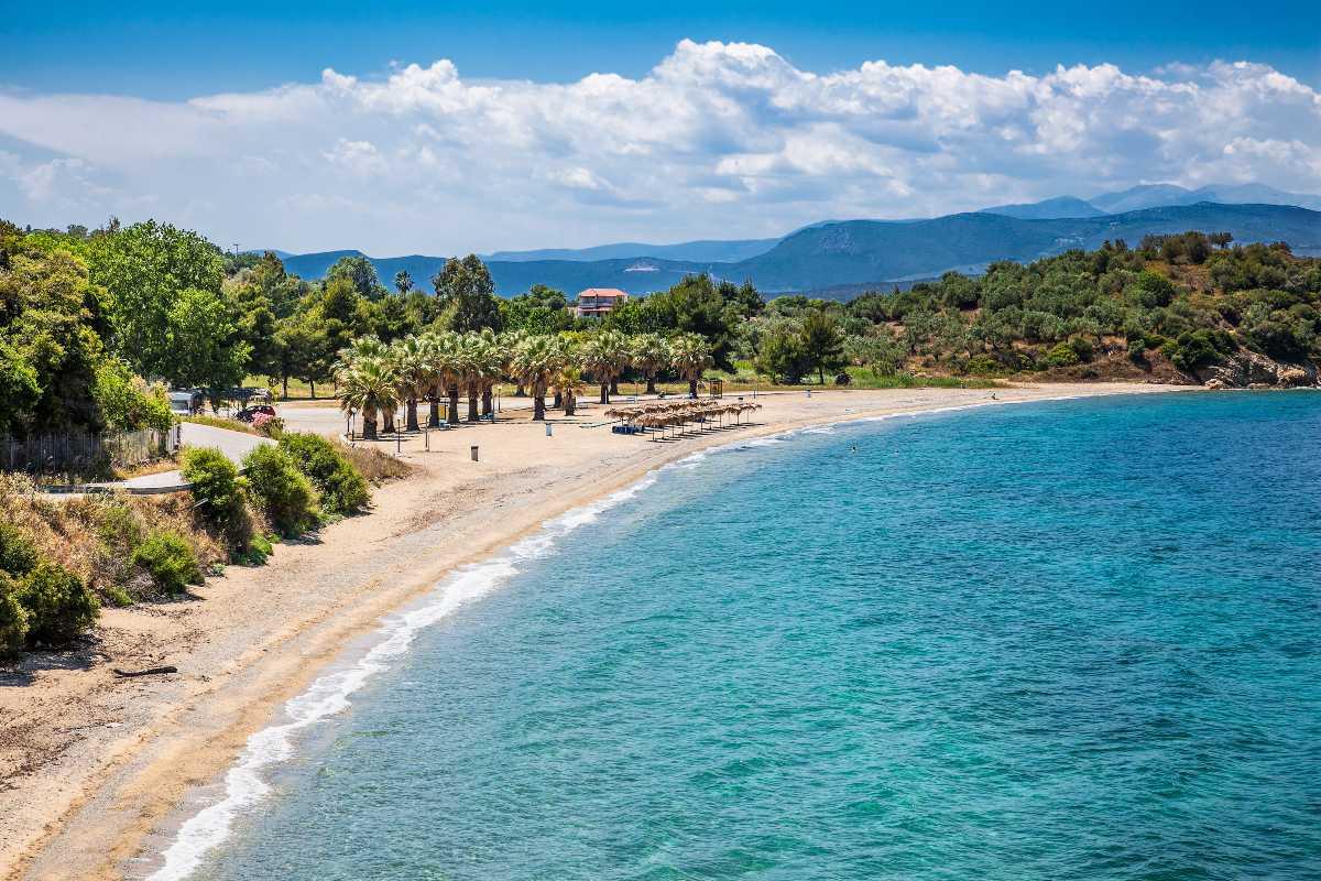 Παραλία Νησιώτισσα