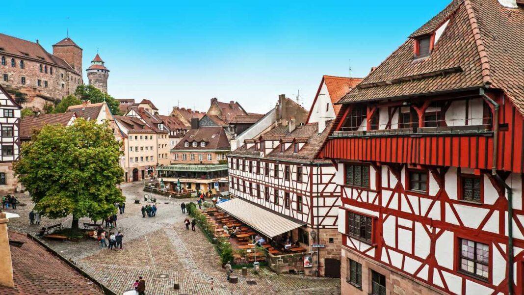 Οι 10 ομορφότερες μεσαιωνικές πόλεις της Γερμανίας- Νυρεμβέργη