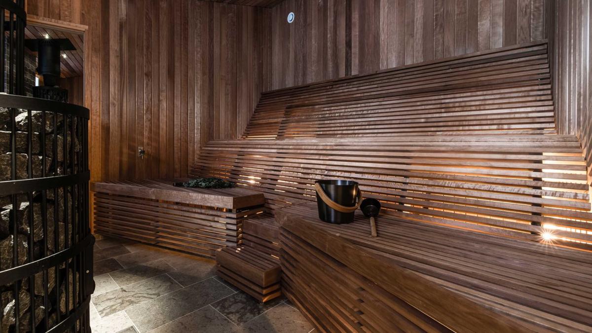 Arctic Bath Hotel Σουηδία- σπα