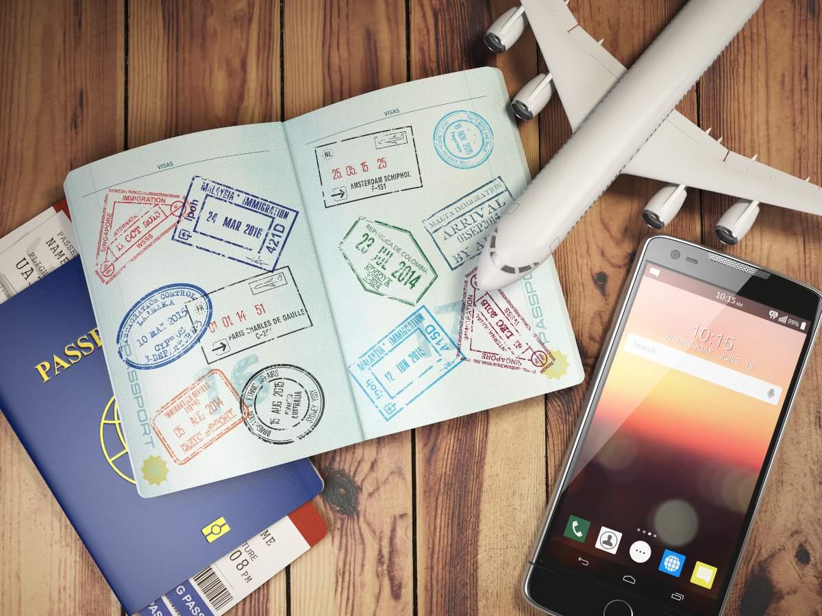 tips για ταξίδια - ταξιδιωτικά έγγραφα