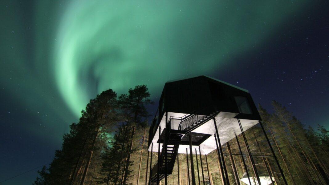 Tree Hotel Σουηδία