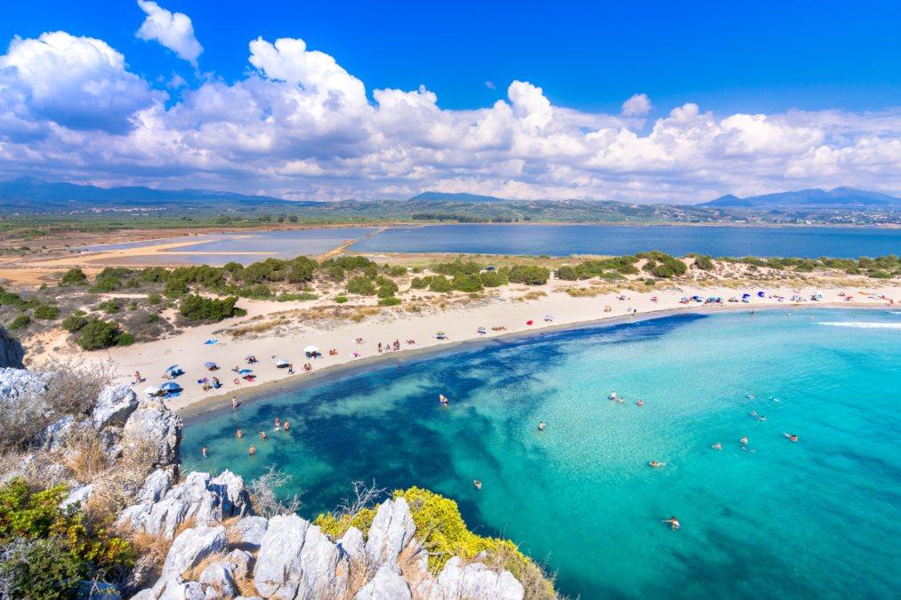 Βοϊδοκοιλιά - μια από τις ομορφότερες παραλίες της Πελοποννήσου
