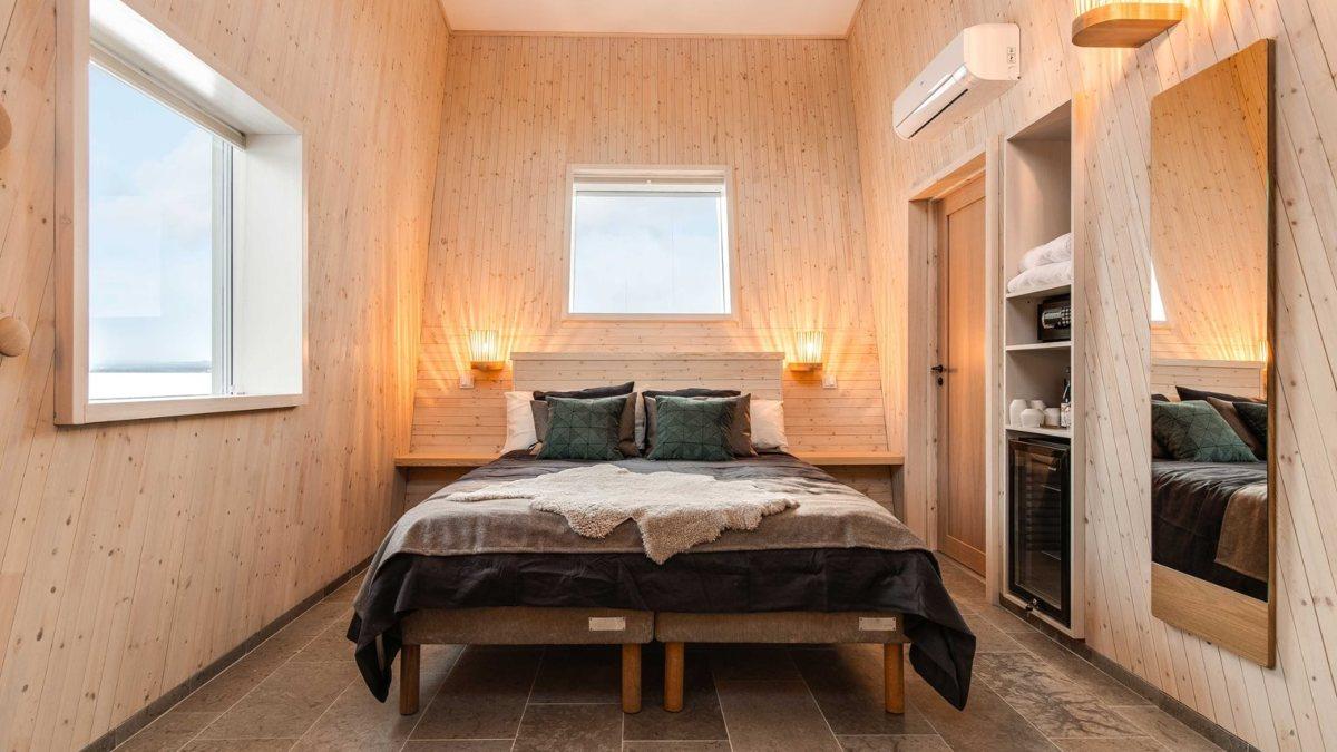 Arctic Bath Hotel Σουηδία-δωμάτιο