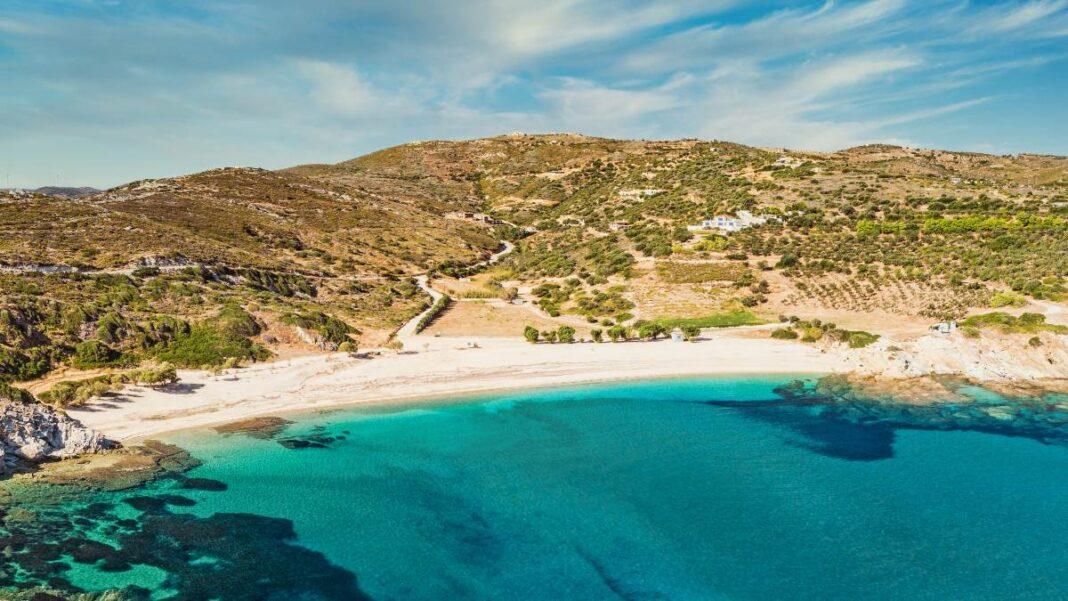 Παραλία Χερόμυλος Εύβοια