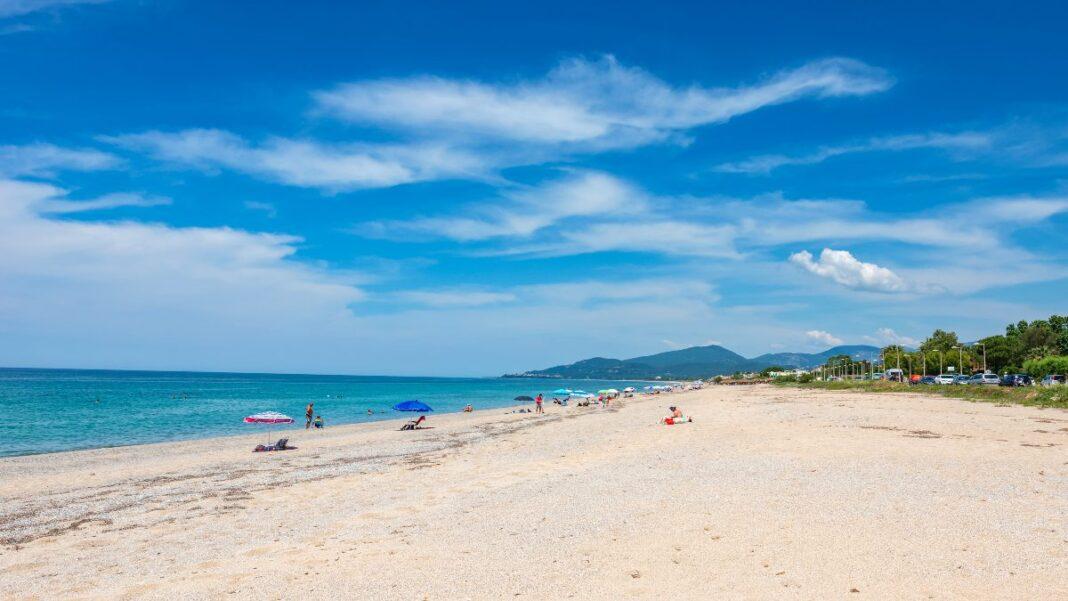 Παραλία Μονολίθι Πρέβεζα