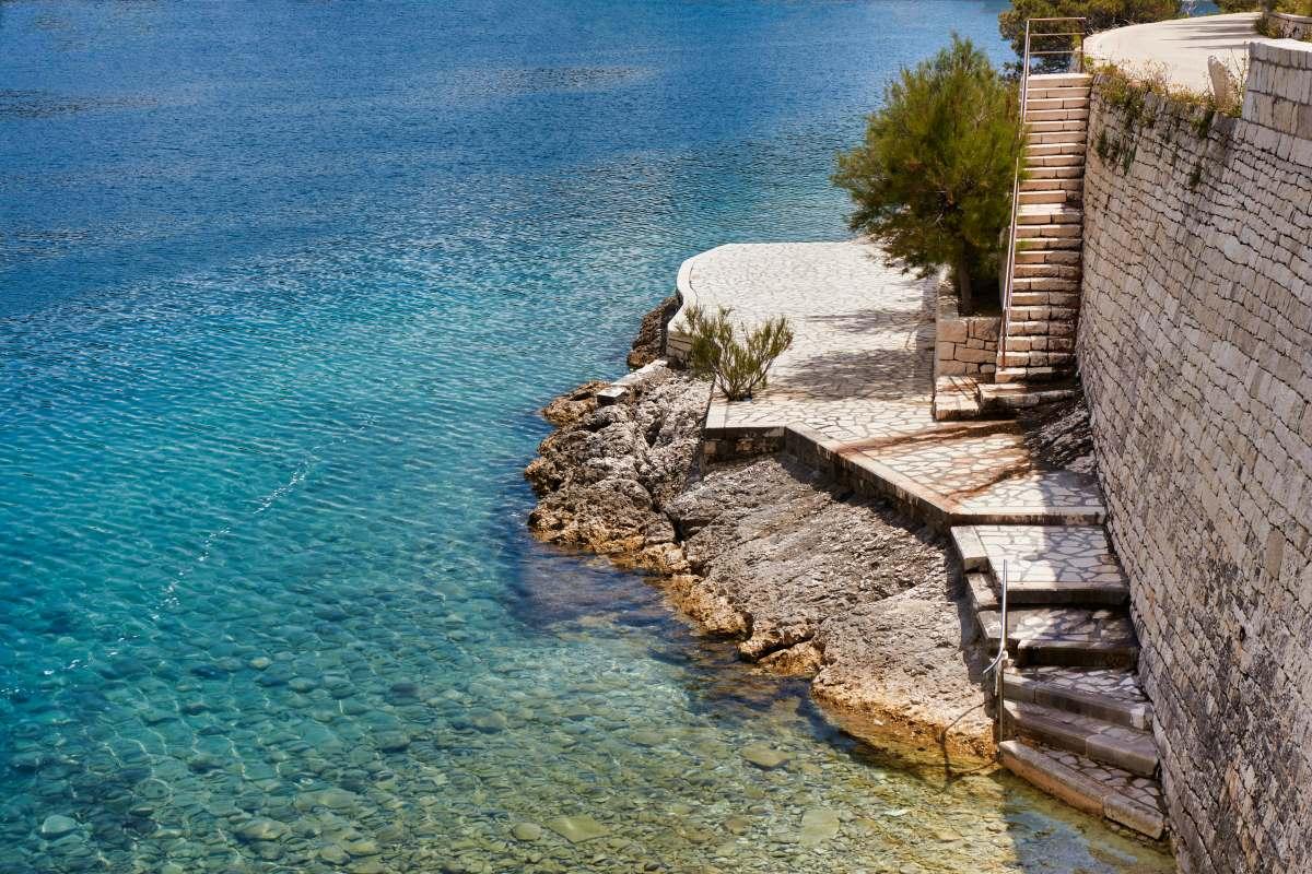 Pusiska Κροατία παραλία