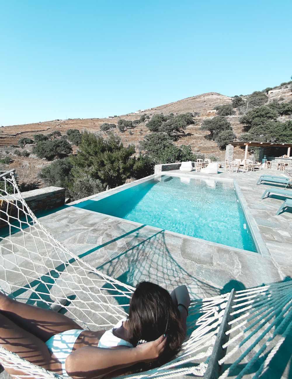Iris Villa πισίνα