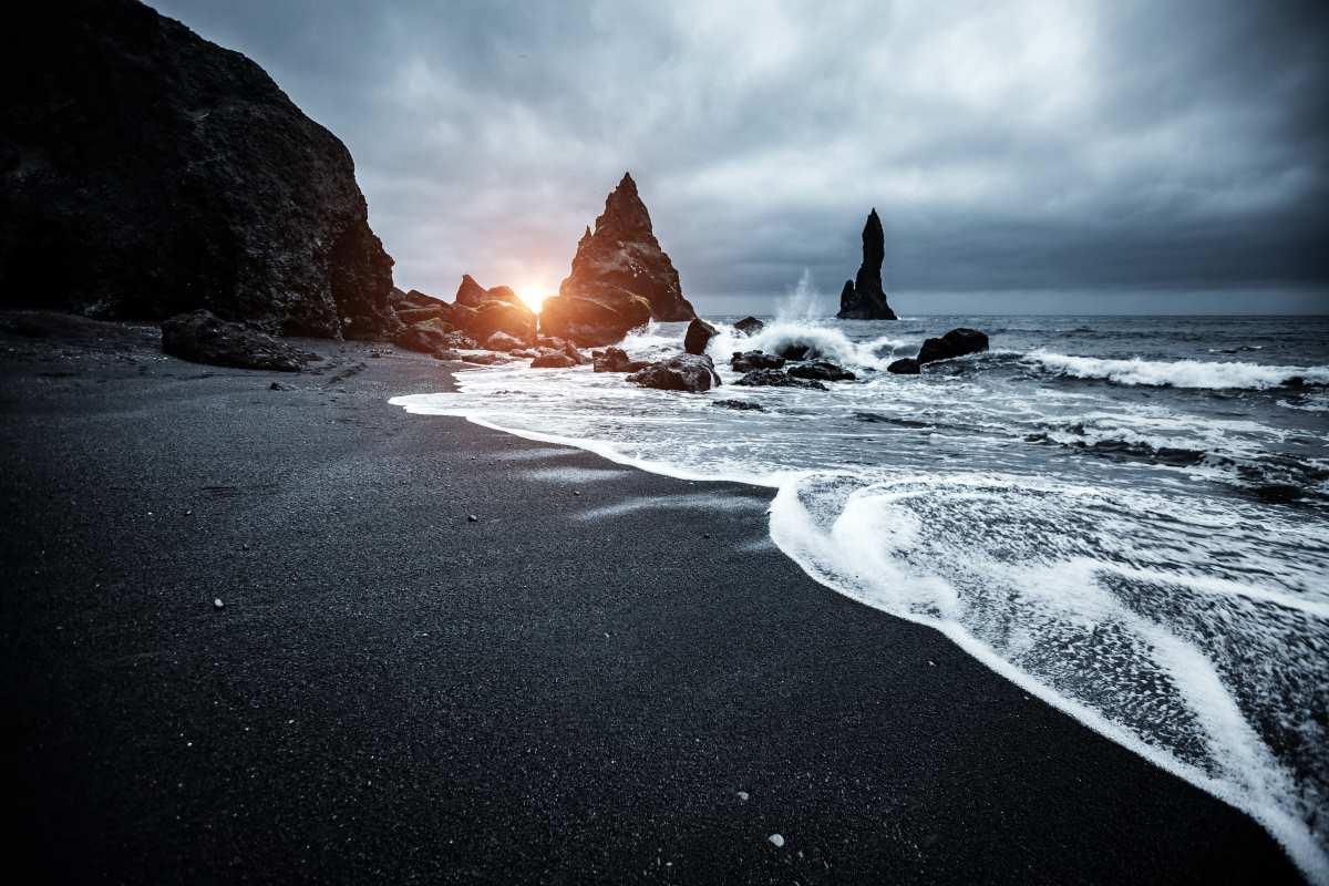 Reynisfjara, Βικ, Ισλανδία