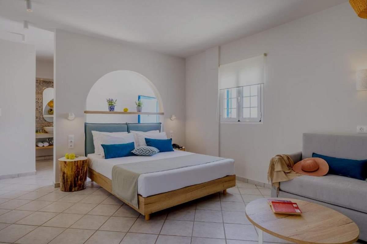 Romantica Apartments - δωμάτιο
