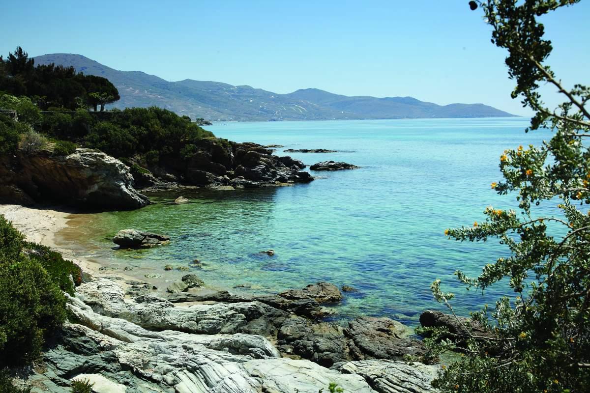 Κάρυστος παραλίες - Εύβοια