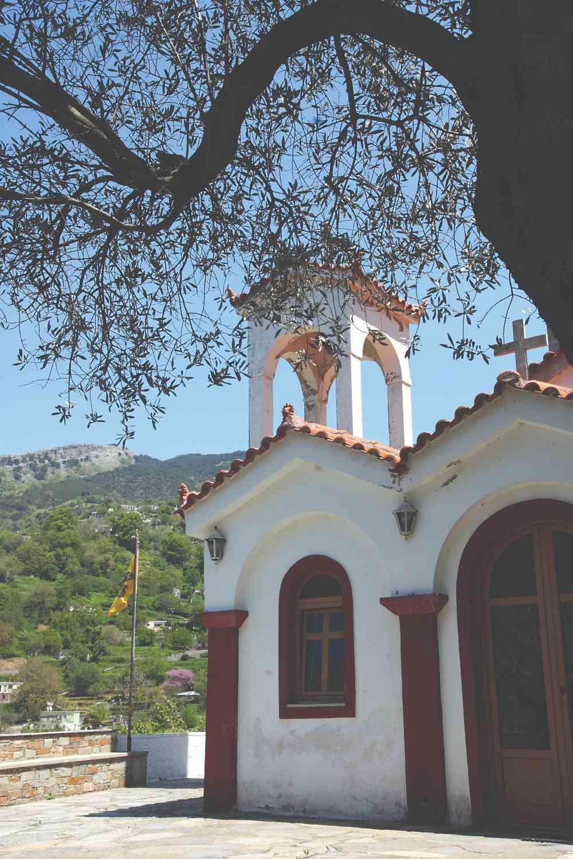 Κάρυστος Εύβοια - εκκλησια