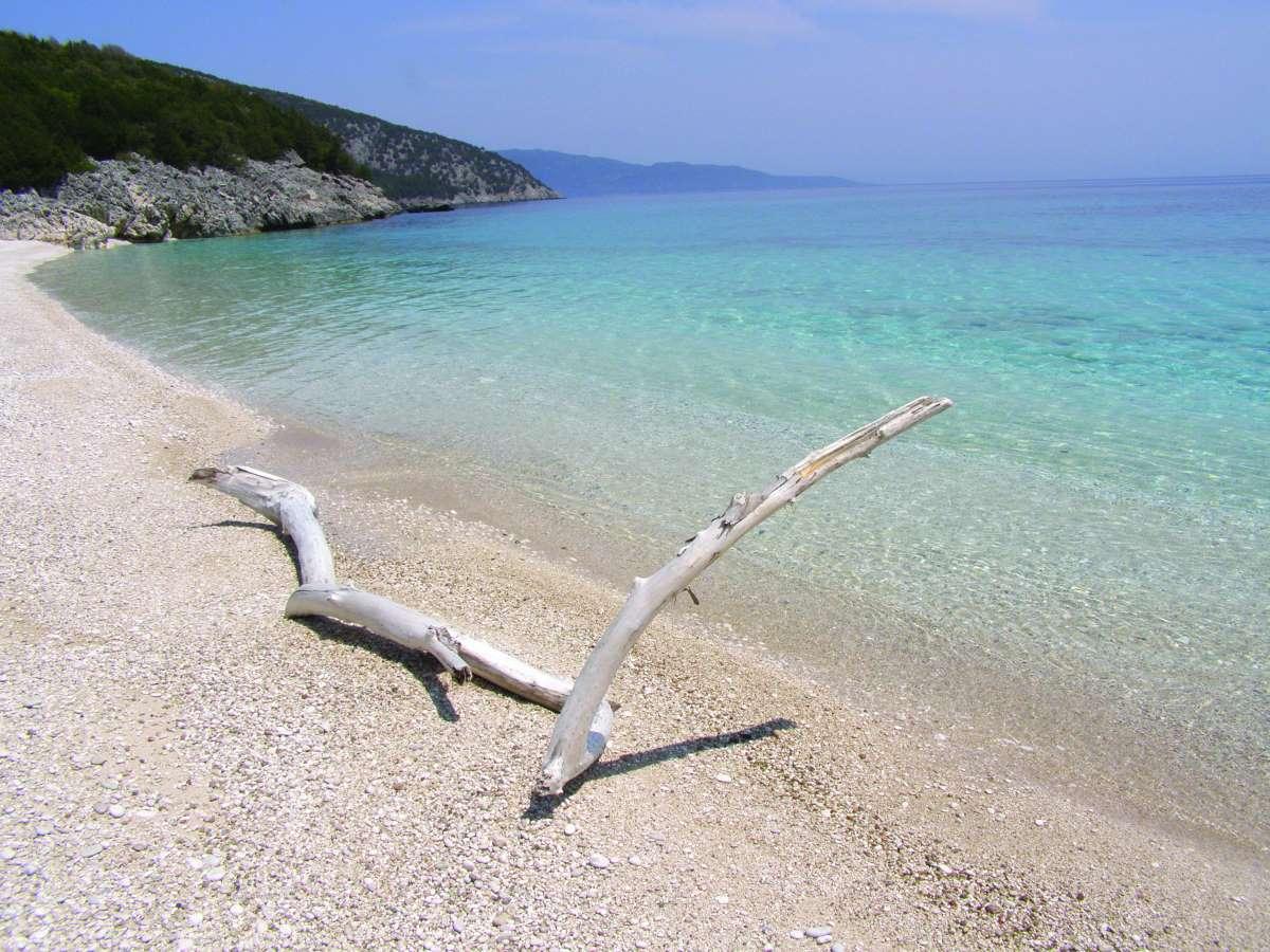 Παραλία Κουτσουπιά Κεφαλονιά