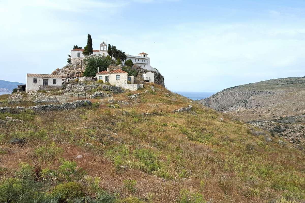 Μοναστήρι της Ζούρδας Ύδρα