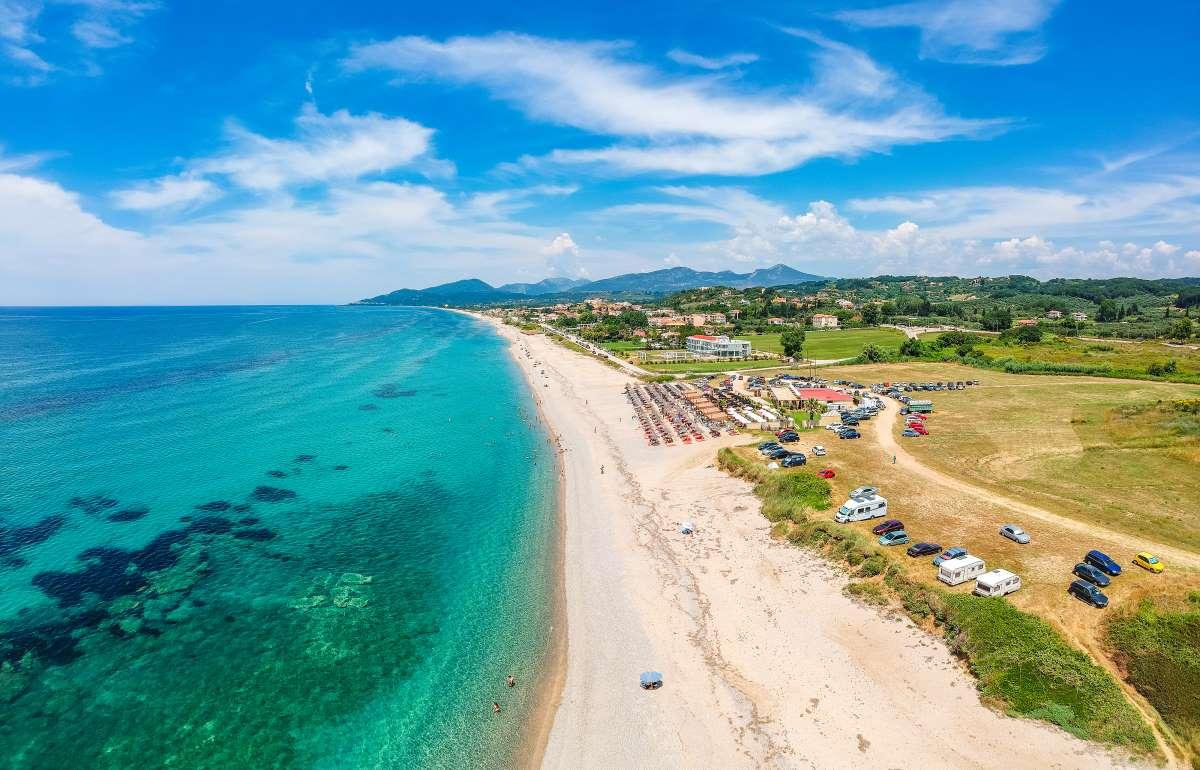 Παραλία Μονολίθι στην Πρέβεζα- η μεγαλύτερη της Ευρώπης