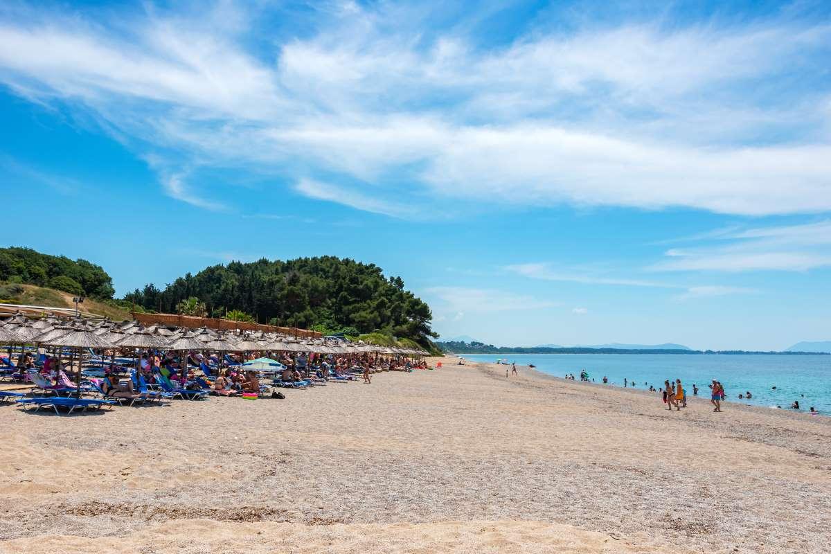Παραλία Μονολίθι στην Πρέβεζα
