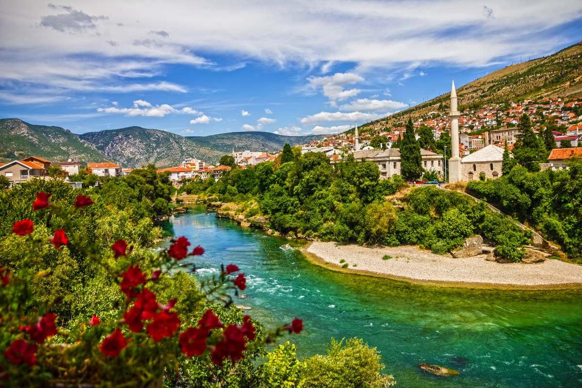 Μόσταρ, Βοσνία και Ερζεγοβίνη