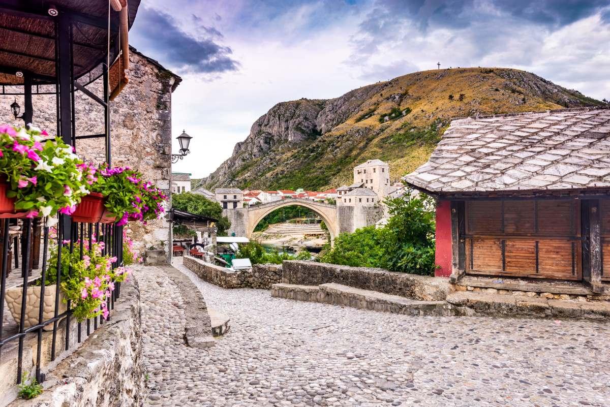 Πόλη Μόσταρ, Βοσνία και Ερζεγοβίνη