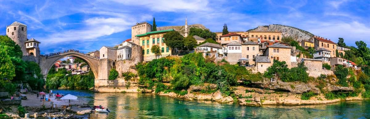 Μόσταρ, πόλη της Βοσνίας και Ερζεγοβίνης