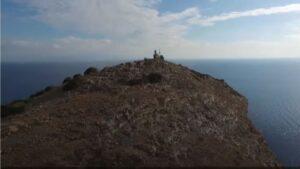 Νήσος Ράφτη: Ο μύθος της μαρμαρωμένης πεντάμορφης στο νησάκι απέναντι από το Πόρτο Ράφτη