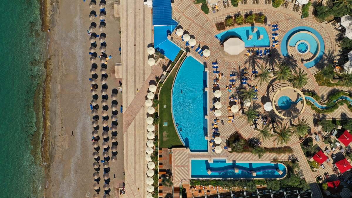 Ξενοδοχείο καζίνο Λουτράκι