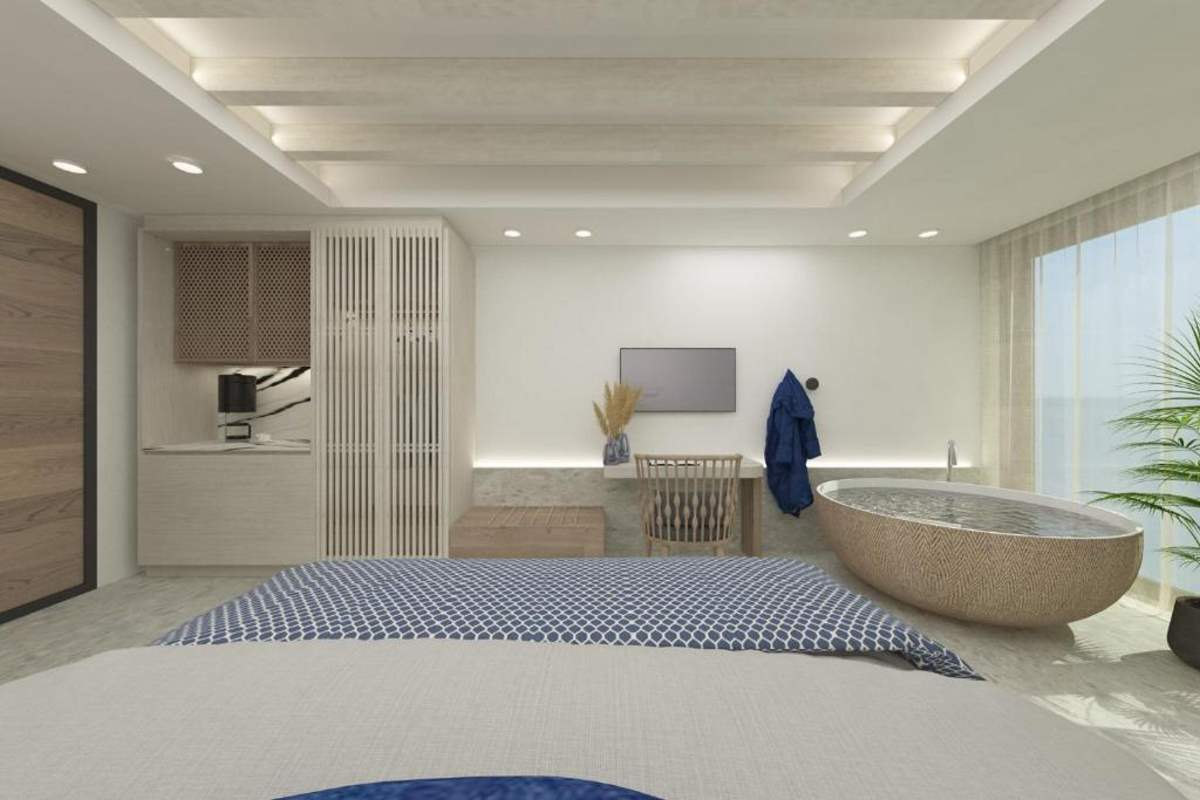 Romantica Apartments - σουιτα