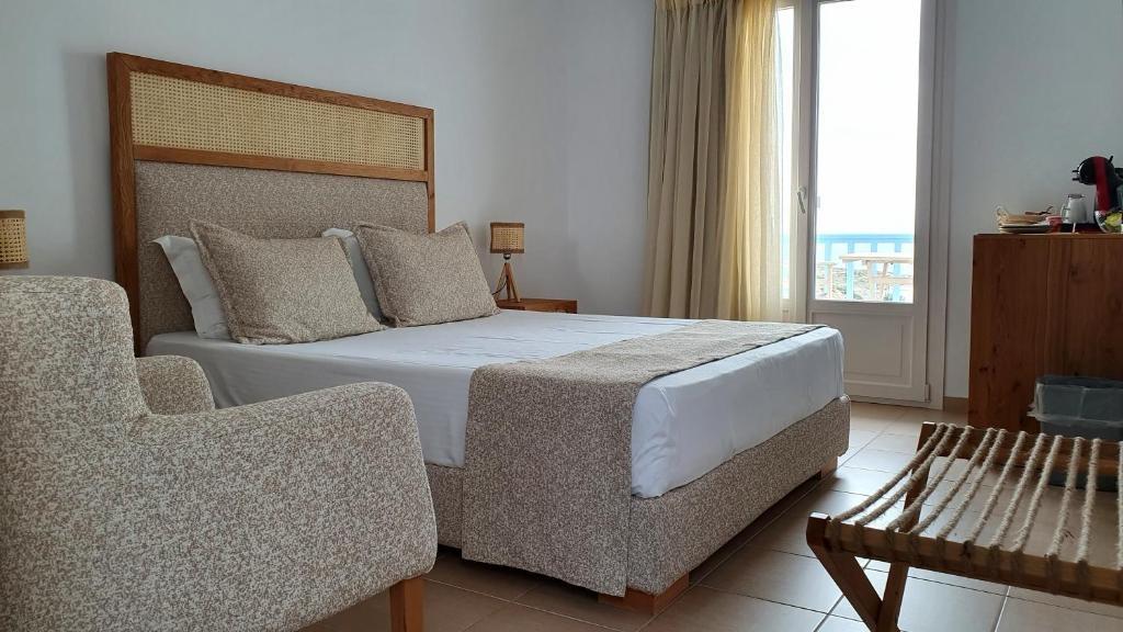 Sarakiniko Rooms- δωμάτιο δίκλινο