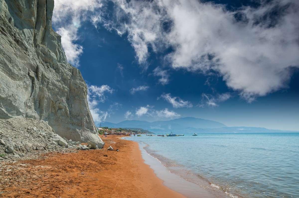 Παραλία Ξι Κεφαλονιά
