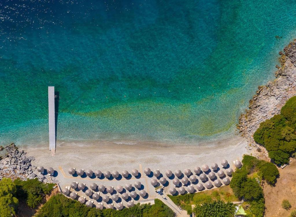 Adrina Resort & Spa - παραλία